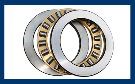 HBT Bearings - Cylindrical Thrust Bearings