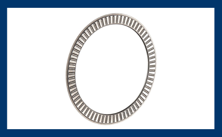HBT Bearings - Needle Thrust Bearing
