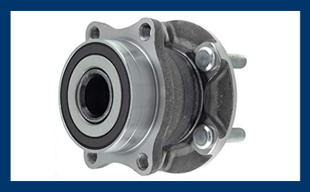 HBT Bearings - Wheel Hub Units